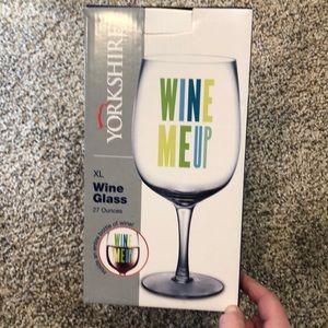 Accessories - XL wine glass